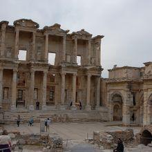 古代ローマ帝国の図書館