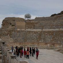 古代ローマ帝国の円形劇場