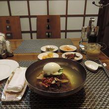 朝鮮式冷麺