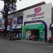 コープマートの大型店舗