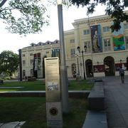 小さく見やすい博物館