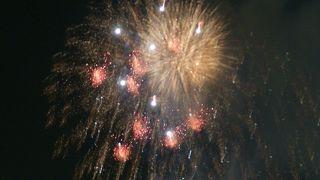 おやまサマーフェスティバル 小山の花火