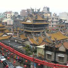 媽祖文化大楼からの眺めお勧めです