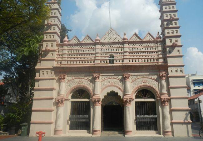 インド系イスラム教徒の社会や文化を紹介