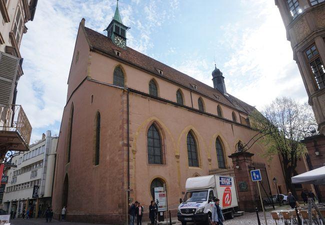 サン マチュー教会