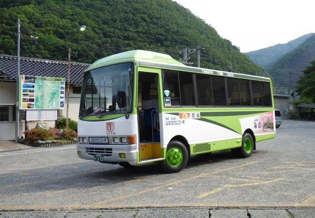 路線バス (山交タウンコーチ)