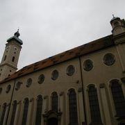 ミュンヘンで最も古い教会のひとつ