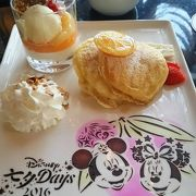 ディズニー七夕デイズ デザートセット