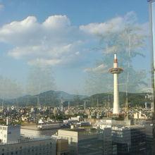京都タワーもみえます