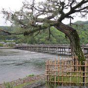 歌の世界を感じる竜門橋