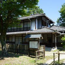 旧吉川家岩国事務所