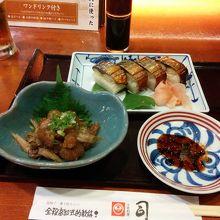 司 焼き鯖寿司