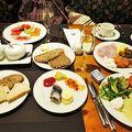 充実の朝食ブッフェと、親切でフレンドリーなスタッフが多いホテル