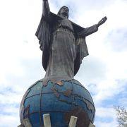 大きさ世界第2位?のキリスト像