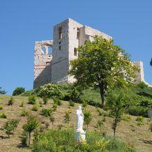 カジミエシュ大王の居城