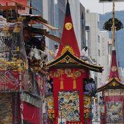 【祇園祭 山鉾巡行】 コスパ最悪、テレビ鑑賞推奨(笑)