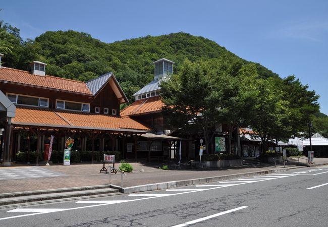 道の駅 ゆめランド布野 味の館