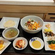 K-style  hubという韓国料理を紹介する施設が出来ていました