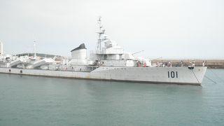 中国海軍博物館