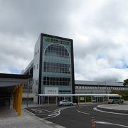 本州最北の新幹線駅