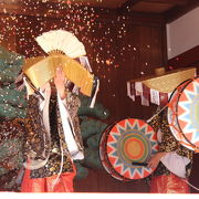浅草の盛大な祭