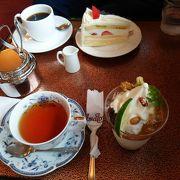 小樽で有名な老舗菓子店「あまとう」