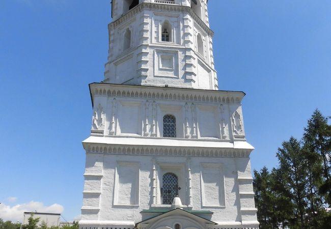 イルクーツクでは古い教会