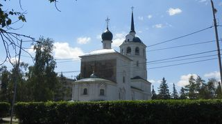 デザインが素敵な教会