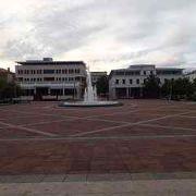 ポドゴリツァの中心部