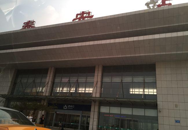 高鉄泰安駅