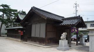 宇気河口神社
