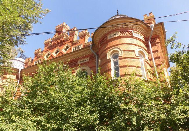 建物自体が歴史を感じさせる