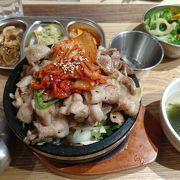 ヨドバシAKIBAでお腹いっぱい韓国料理。