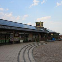 北関東自動車道の壬生PAと施設は供用
