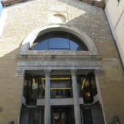 マリーノマリーニ美術館にある聖墳墓