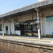 丹後鉄道では宮津駅手前で天橋立が見えるとアナウンスがあります