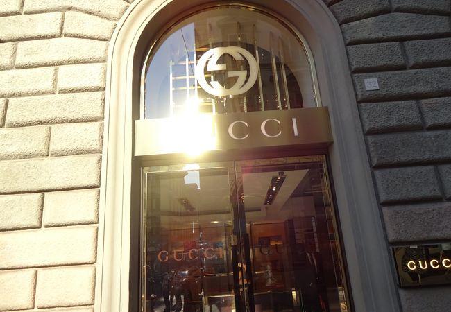 世界のグッチはフィレンツェ発祥