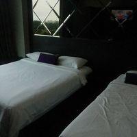 クィーンベッド+シングルベッドのトリプルユース