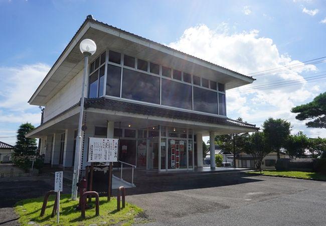 桑折町種徳美術館
