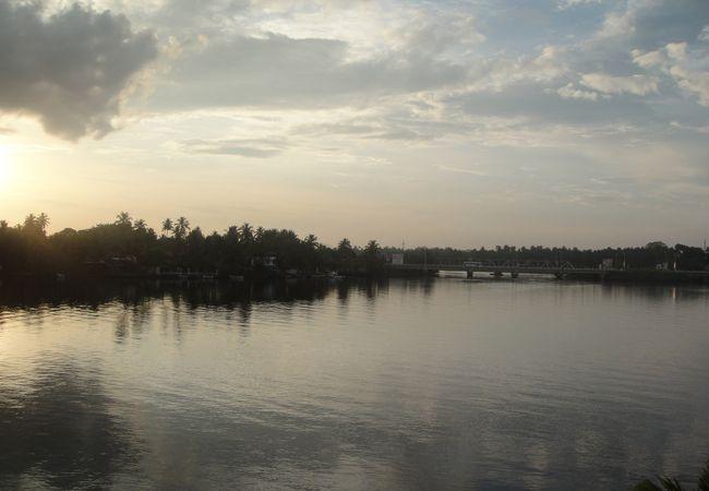 ベントタ河