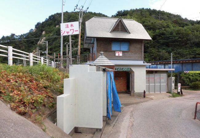 桑川海水浴場