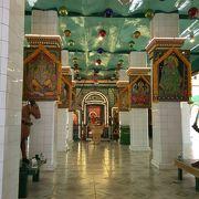 ヒンドュー教寺院