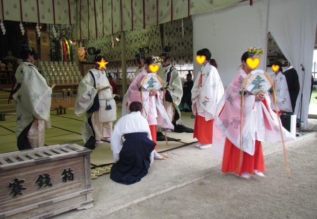 大山阿夫利神社秋季例大祭