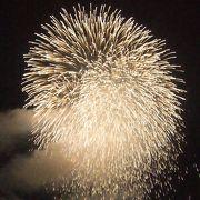 110年以上の長い歴史がある北関東で一番歴史の古い花火大会