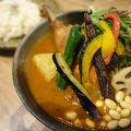 写真:Rojiura Curry SAMURAI. 北広島店
