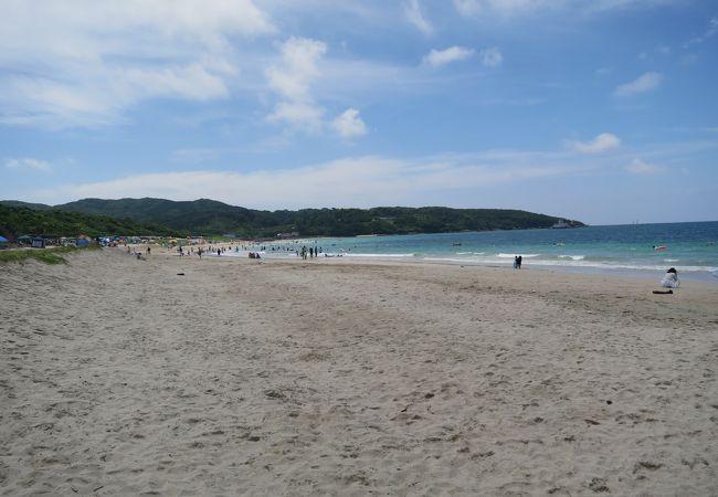 土井ヶ浜海岸