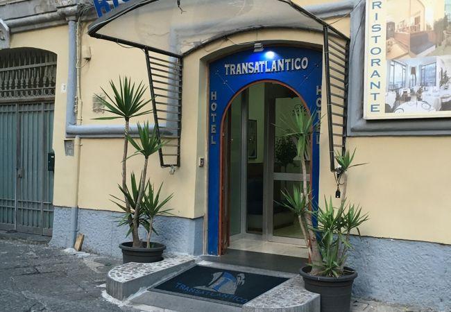 トランサトランティコ