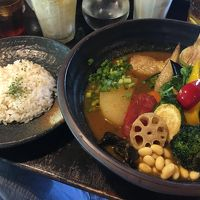 Rojiura Curry SAMURAI. 平岸総本店