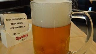醸造所直営のビアレストラン、ビール最高!