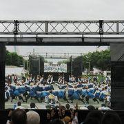 久屋大通り・・・夏祭り一色